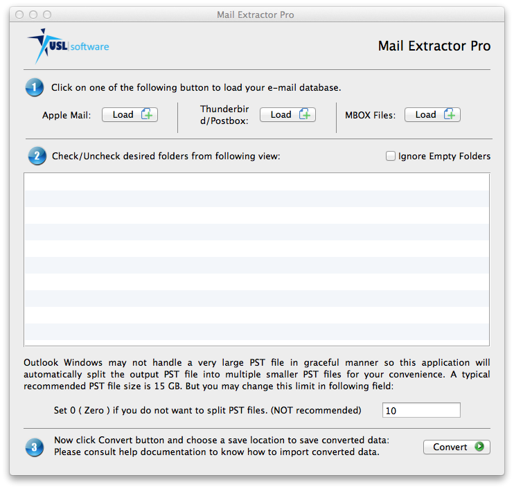 Export Mac Mail to Outlook Windows in Mac without Needing