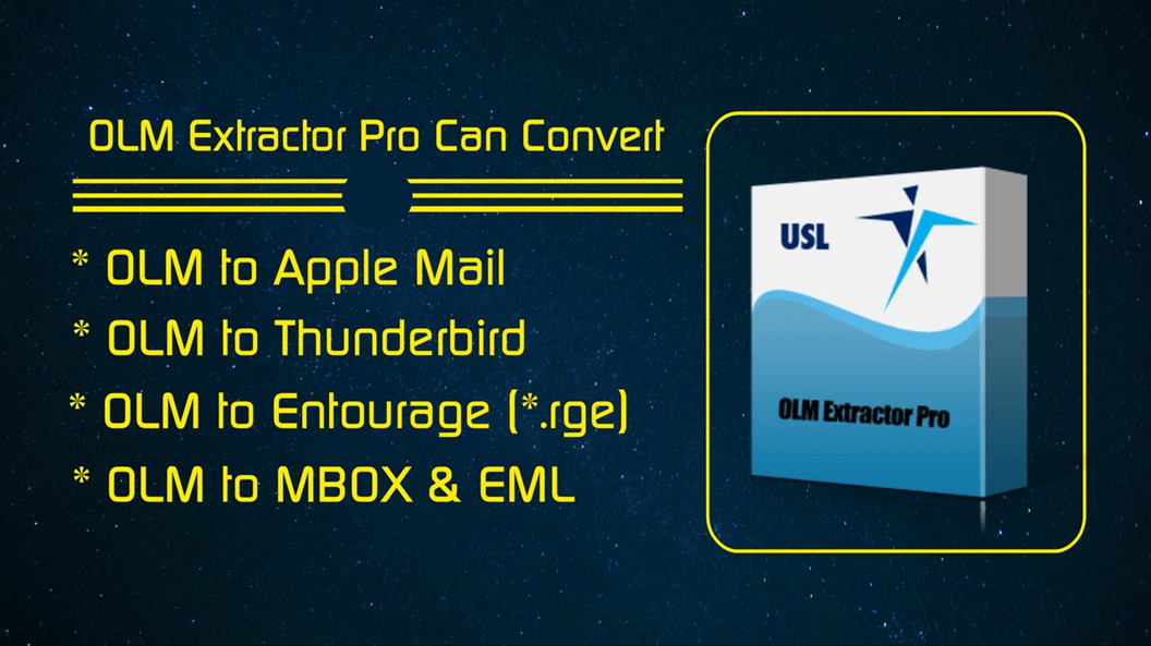 Move Mac Outlook to Apple Mail Instantly and Effortlessly!