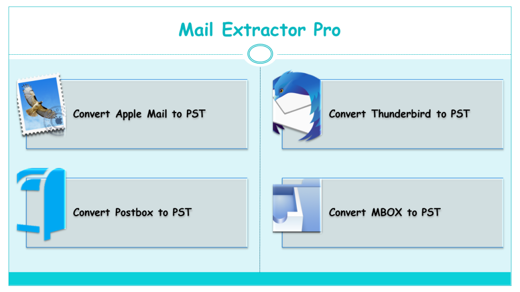 Mac Mail MBOX to Outlook PST