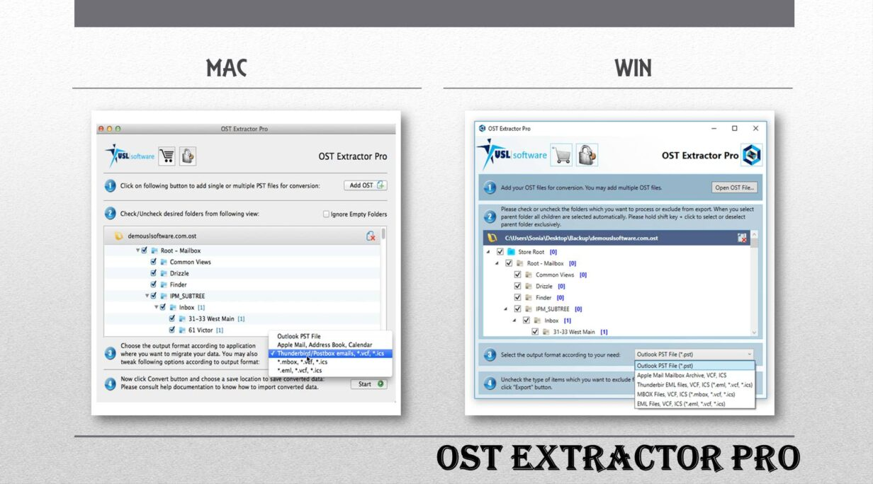 Microsoft OST to PST